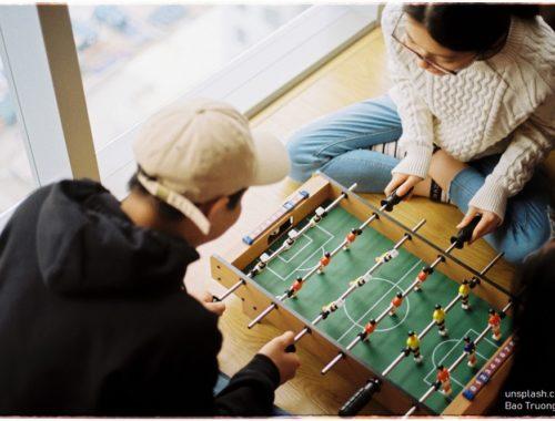 Beschäftigungen, Spiele für Paare