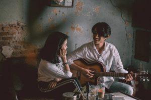 Musik machen als Paar