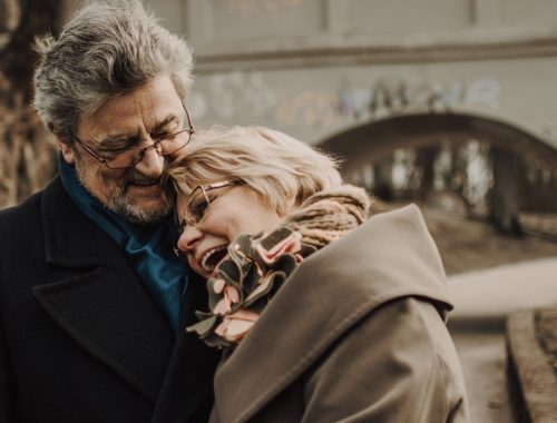 Partnervermittlung für Senioren