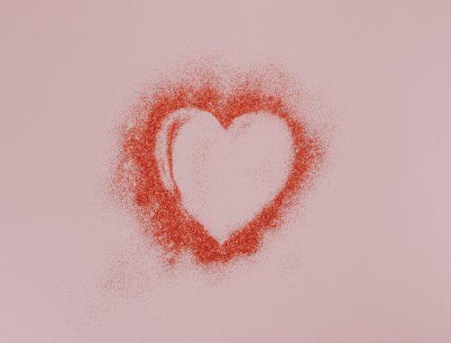 Verliebt sein signalisieren